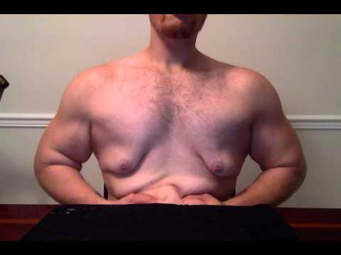 Bulk Week 1: How I look....Loose Skin and Muscle Progress. 216lbs