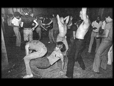 History of Disco - From Dionysus to the Disco Duck. Become a disco expert! Nerd Nite, Madison WI