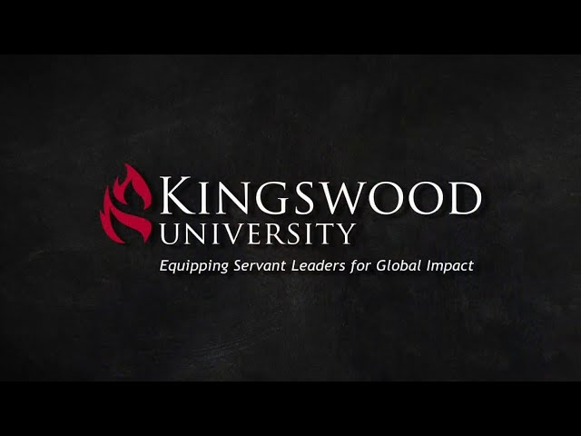 Kingswood Chapel - November 24, 2020