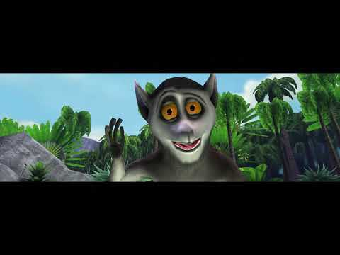 Прохождение игры Мадагаскар 2 .
