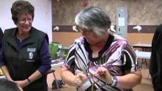 Making Moccasins with Marion Martin - Part 1
