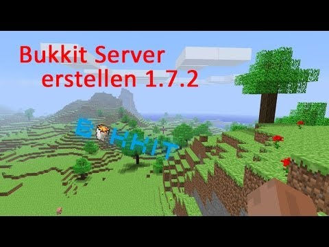how to make a bukkit forge server