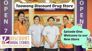 The Toowong Discount Drug Store recently moved into an exciting pur...