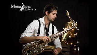 Careless Whisper - saxophone cover 2021 - Manu López