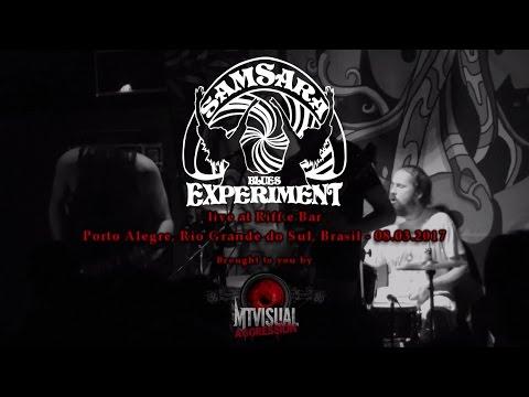 SAMSARA BLUES EXPERIMENT - Live in Porto Alegre [2017] [FULL SET]