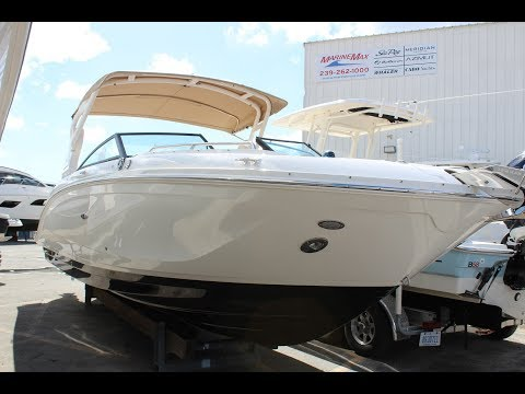 2019 Sea Ray SDX 290 Outboard for Sale at MarineMax Naples Yacht Center
