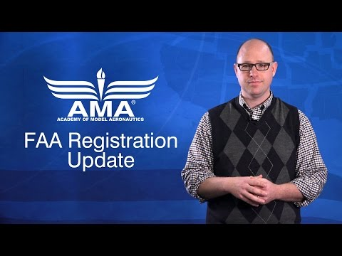FAA UAS Registration Frequently Asked Questions