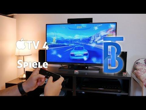 Apple TV 4: AppStore & Spiele! [4K]