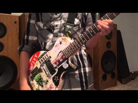 Psychostick- Jagermeister Love Song Guitar Cover