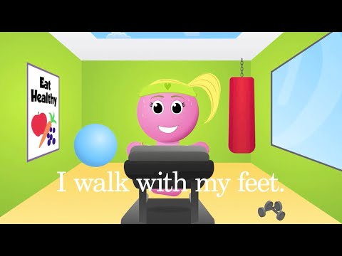 I Song - Sight Word Song Music Video