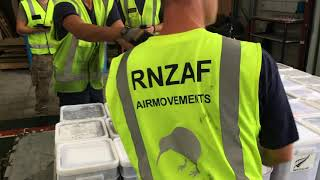 New Zealand Prepares Aid for Areas of Tonga Impacted by Tropical Cyclone Gita