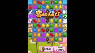 Candy Crush Saga Level 237 No Boosters