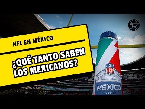 ¿Los mexicanos somos villamelones del futbol americano o no? | Cobertura I Los Pleyers