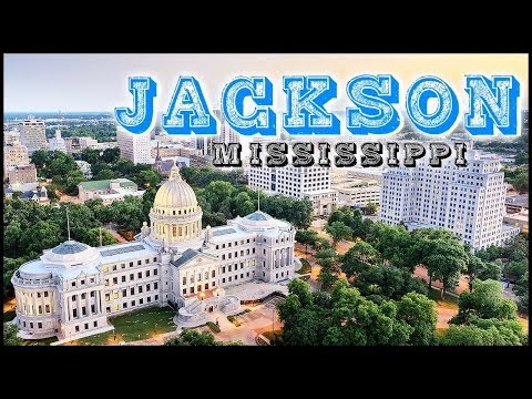 JACKSON MISSISSIPPI - DOWNTOWN 2018