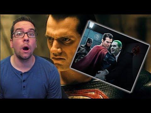 Batman v Superman Easter Egg Confirming Injustice Story Moment