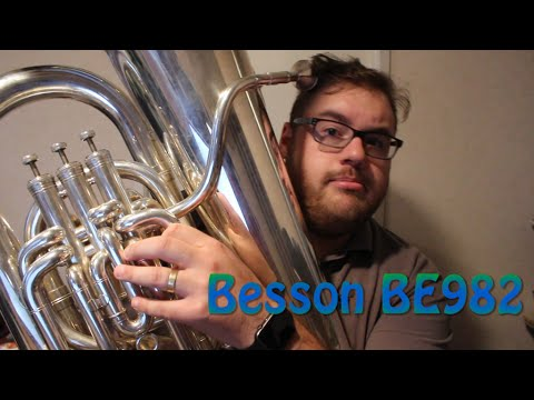 Besson Sovereign BE982 Eb Bass Review