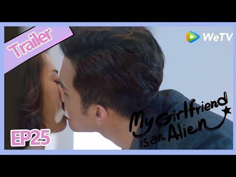 【ENG SUB 】My Girlfriend Is An Alien EP25 Xiao Qi Finally Wake Up And Fang Leng Ask Xiao Qi For Kiss