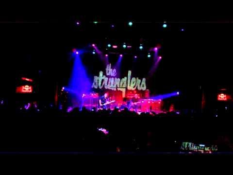 Stranglers Nice 'N' Sleazy Live at Athens 2015 Fuzz Club