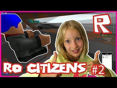 RoCitizens - I built a house | Roblox