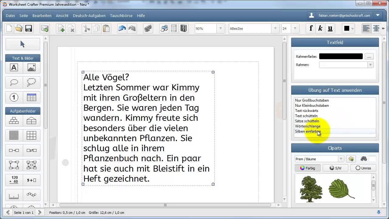 Deutsch Ubungen Im Worksheet Crafter