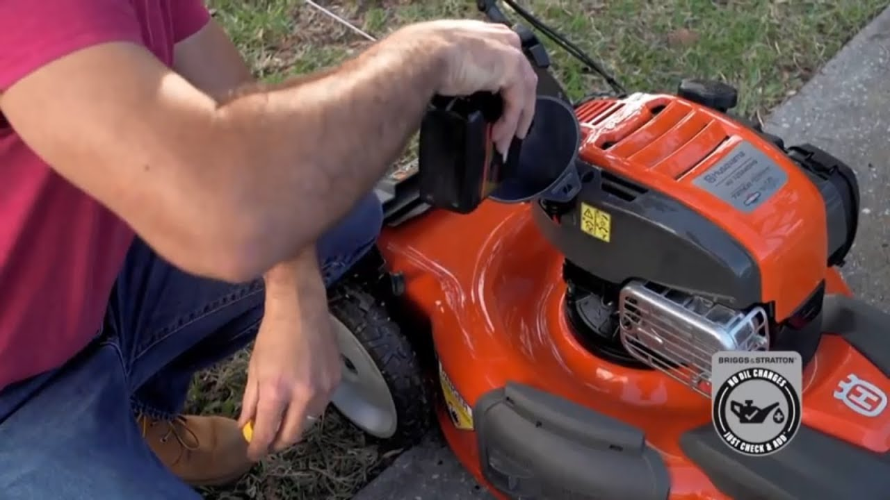 Just Check Add Technology By Briggs Stratton