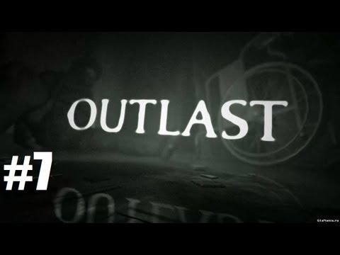 Outlast прохождение #8 ПЛОХОЙ ДОКТОР! YouTube