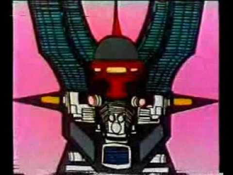 English Mazinger Z  with subtitles