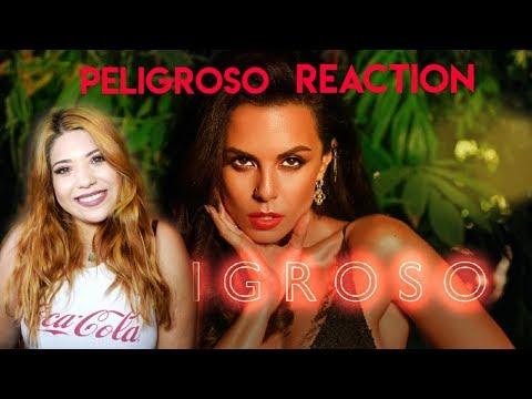 NK — PELIGROSO / Mexican Reaction To Ukrainian Latino Pop