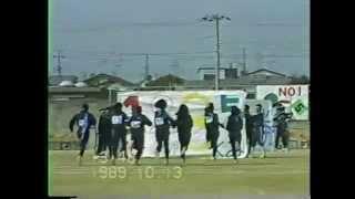 吹田第三中学校 応援合戦(平成元年度卒業生)