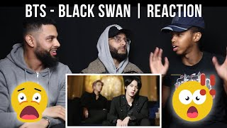 FIRST TIME LISTENING TO BTS (방탄소년단) | Black Swan REACTION | #UnwiseGuys