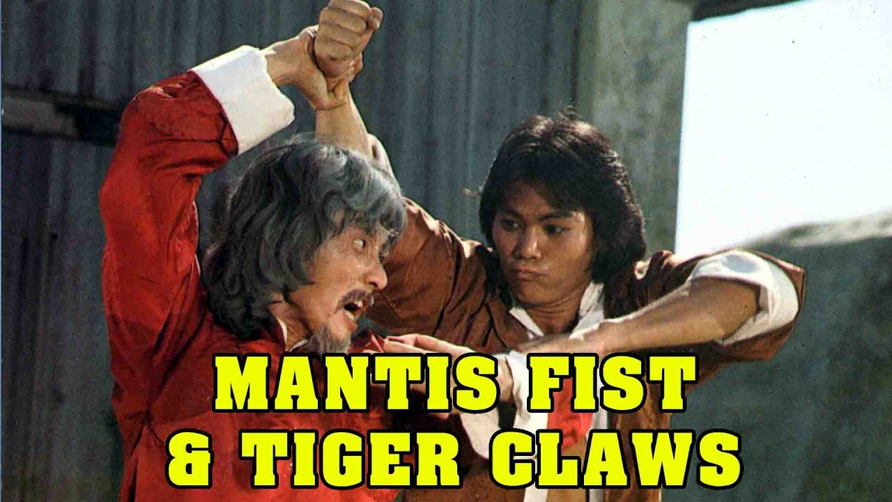 Wu Tang Collection - Mantis Fists and Tiger Claws