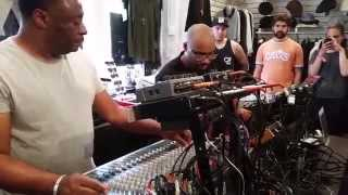 Octave One in store performance