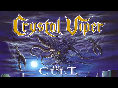 CRYSTAL VIPER - The Cult (OFFICIAL LYRIC VIDEO)