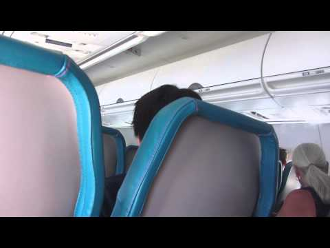 Hawaiian Airlines Economy Class | Boeing 717-200 | Kona (KOA) to Honolulu (HNL) *NEW SLIMLINE SEATS*
