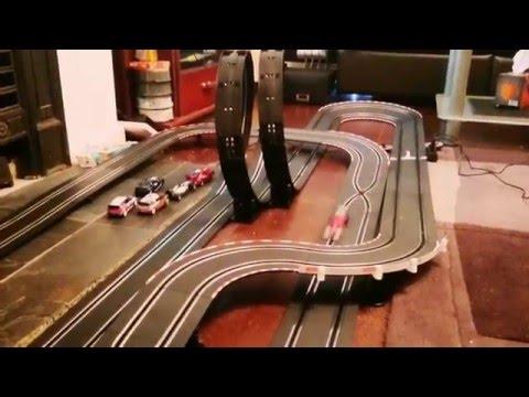 Carrera Go 1:43 Slot Car Racing Track