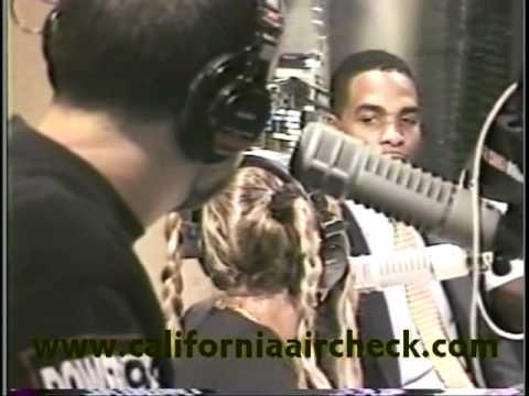 WUSL Philadelphia Power 99 Carter, Sanborn & Wendy Williams  1998 California Aircheck Video