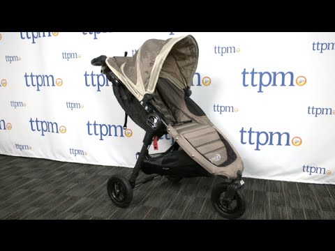 City Mini Gt Stroller From Baby Jogger Youtube