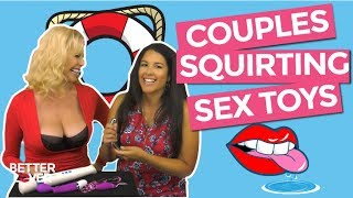 Best G-Spot Squirting Toys for Couples