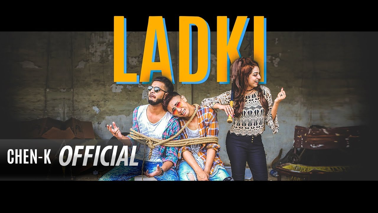 Download Shehroz Ghouri ft. CHEN-K - LADKI (Official Video) || Urdu Rap