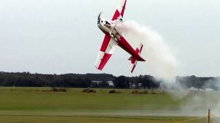 Crazy Aerobatic rc flying at MonsterPlanes 2012