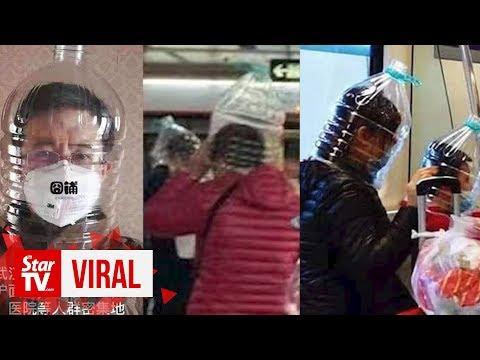 Embotellados contra el coronavirus