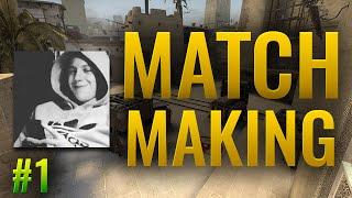 Matchmaking #01 - Koszulki Snaxa XXL, szybki łomot (+18)