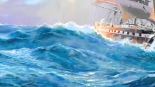 Житейское море играет волнами.