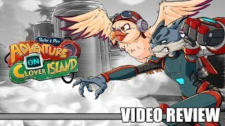 Review: Skylar & Plux - Adventure on Clover Island (PlayStation 4, Xbox One & Steam) - Defunct Games