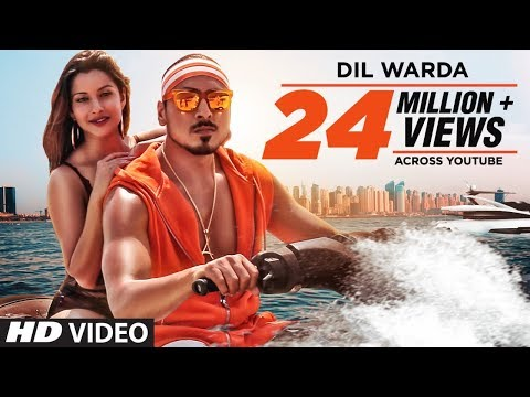 Dil Warda Official Video Song | AJ Singh Feat. Nyra | Director Gifty | Latest Song 2018