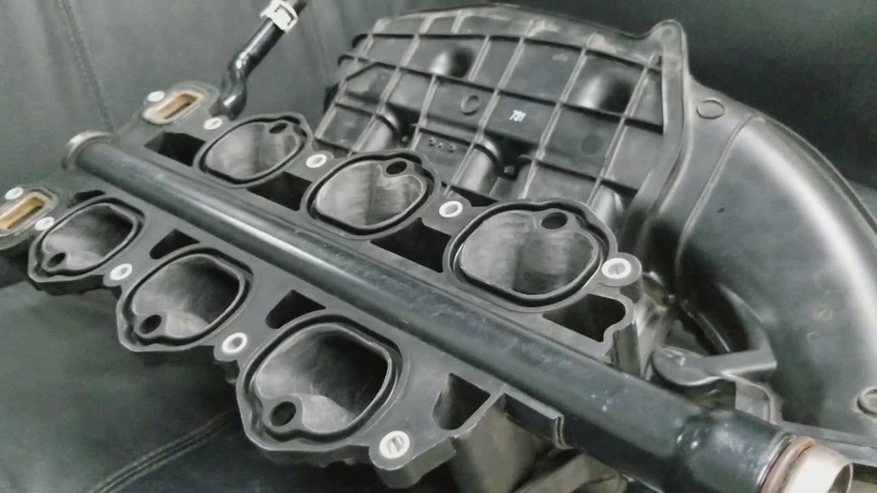 Tips and Tricks for Porting 3 7L Mustang Intake Manifolds
