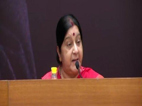 Sushma Swaraj passes away at the age of 67