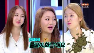 Video The Family, Sistar : Dasom is jealous of Soyou because of Hyorin (CC) download MP3, 3GP, MP4, WEBM, AVI, FLV Agustus 2018