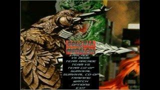 Godzilla VS  Megalon Mugen