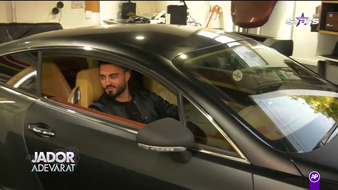 Jador, cu mașina la tratament de înfrumusețare!